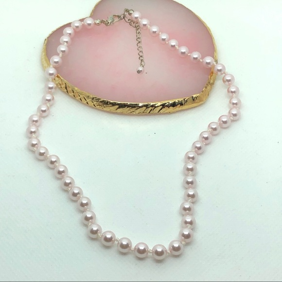 Vintage Jewelry - Cotton Candy Pearls